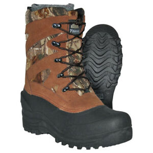 Itasca Men's Ketchikan Insulated Waterproof Pac Boot Size 9, New