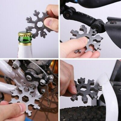 Portable 18-in-1 Multi-tool Combination Compact Portable Out