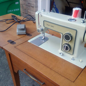 Sears Kenmore Sewing Machine with Table
