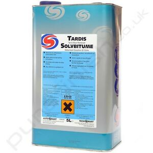 Auto Smart Tardis Tar & Glue Remover Car Cleaning 5 L Wash Valet