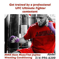 Personal Trainer - Martial Arts/Conditioning/Boxing/Self defense