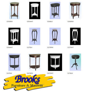 Accent Tables ***BRAND NEW***