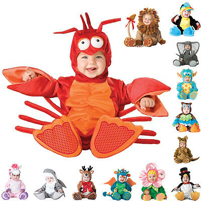 Halloween Costume Infant Baby Dinosaur Anime Cosplay Newborn Toddlers Clothing (Newborn Halloween Costumes)