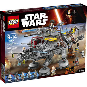 Lego Star Wars (75157) - Captain Rex's AT-TE (BRAND NEW)
