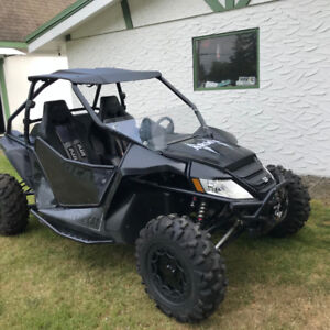 2014 Arctic Cat Wildcat 1000X Limited