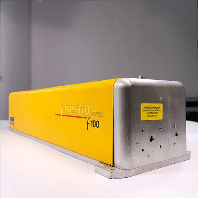 Synrad Fsf100sd Firestar F-series Laser Tube Used