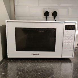 Panasonic microwave oven - collect ASAP due to move