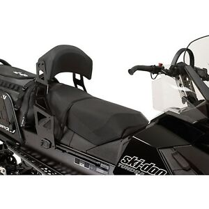 2 Up Seat and Backrest Ski Doo Rev XP XR XU XM XS