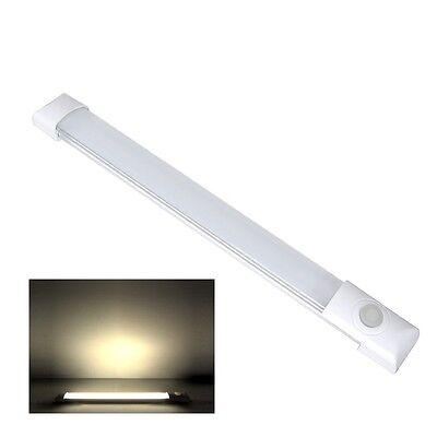 12V Warmweiß LED Wandleuchte Deckenlampe Wohnmobil/Wagen Zwei Phasen Helligkeit
