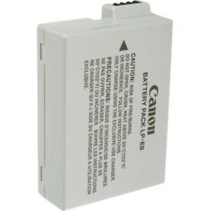 Vends Batterie Canon LP-E8