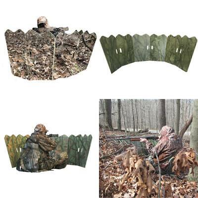GHOSTBLIND ManScape Gun /& Bow Stalker Ground Hunting Camo Silhouette Outdoor