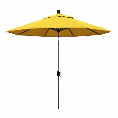 California Umbrella 9' Patio Umbrella in Lemon