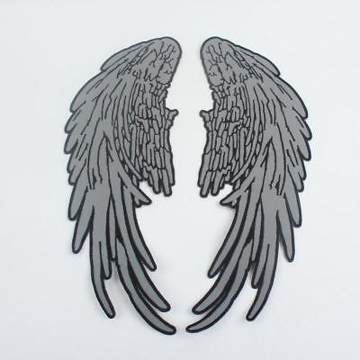 (Reflective Angel Wings Patch (14