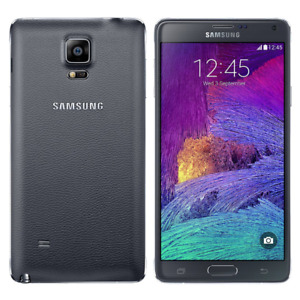 NEW-64GB Samsung Galaxay NOTE 4 +WIND Unlocked+Accessories