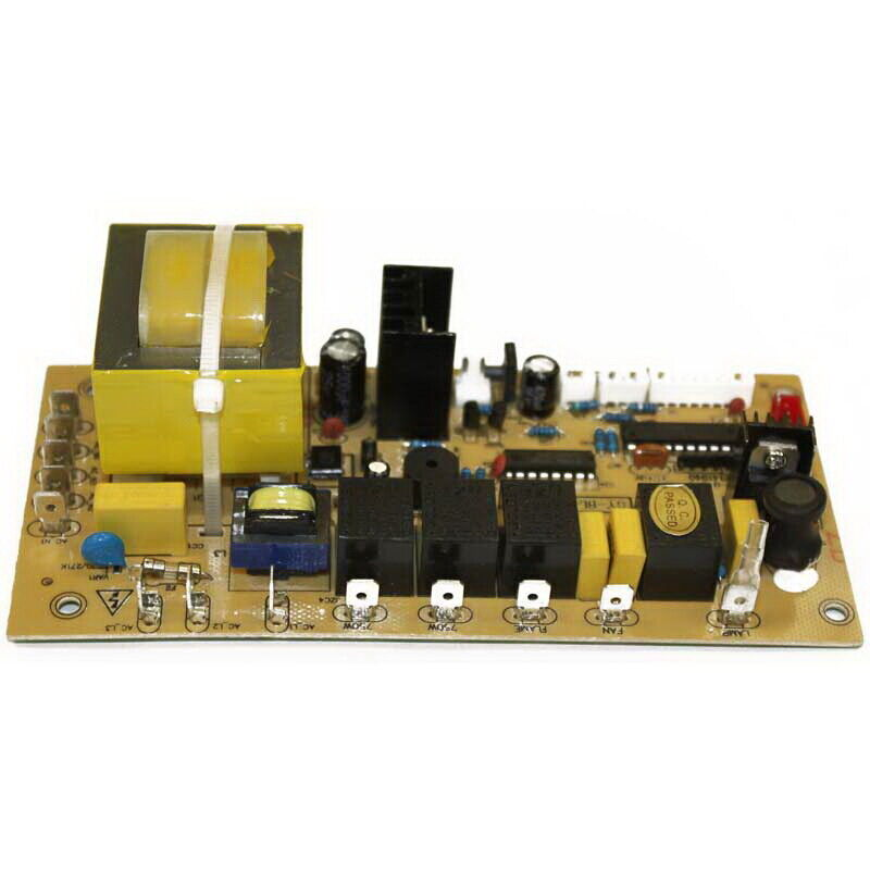 Heat Surge 30000437, Circuit Board, Main Control L.E.D. W Series