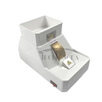 110v 50w Good Optical Hand Edger Manual Lens Grinder Double Wheel Dc Motor