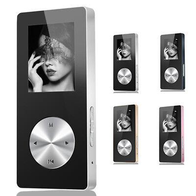 "16GB Bluetooth Durable MP3 Music Player Recorder Pen FM Radio Video 1.8"" TFT LCD"