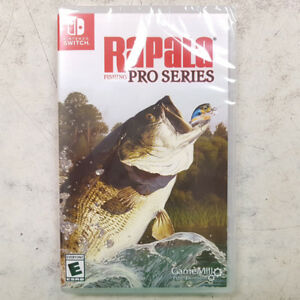Rapala Fishing Pro Series Switch Game