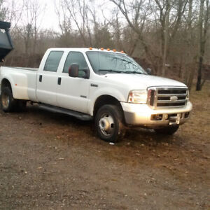 2007 Ford F-350 xlt supercab Pickup Truck