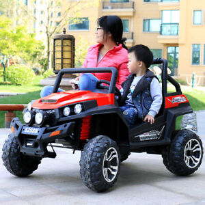 VOITURE  ELECTRIQUE ENFANT /RIDE ON CAR  24 VOLTS  4X4