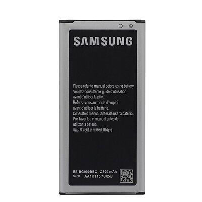 2800mAh New battery replacement for Samsung Galaxy S5 Pucka BG900BBE
