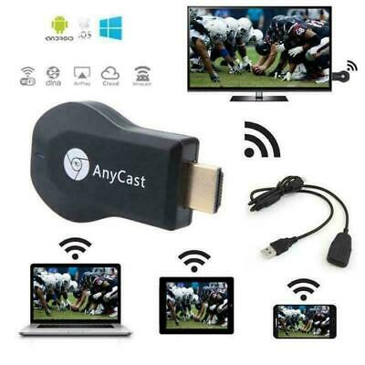 WiFi 1080P HDMI TV Dongle Stick AnyCast Wireless Chromecast Airplay DE STOCK NEW