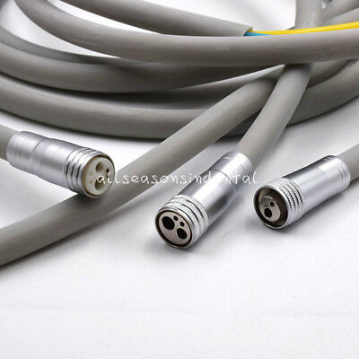 Dental Silicone Tubing Hose For Air Turbine Motor Handpiece Connector 246holes