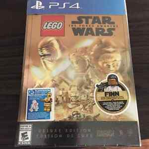 Lego Star Wars: deluxe edition PS4