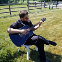 Wedding & Special Events GUITARIST