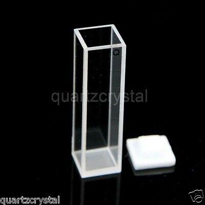 Fluorescence Quartz Cuvettes Cell Cuvette Quartz Cells 10mm1cmquartz Cuvette