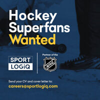 Hockey Superfans WANTED!