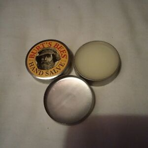 burts bees lemon butter culticle cream