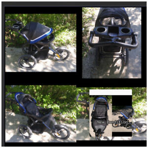 Like new stroller used maybe 5 times
