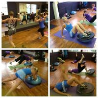 Ladies! Join us for our next Indoor Bootcamp session!