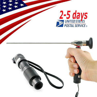 Usa Stock10w Handheld Cold Light Source Fit For Endoscope Otoscope Medical Use