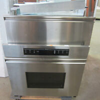 DACOR Stainless Steel Wall Oven and Warming Drawer