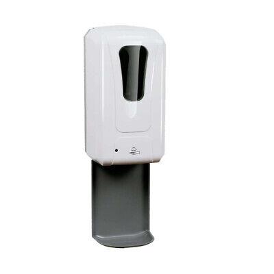 Berührungsloser Desinfektionsspender mit Auffangschale, Sensor & UV 1200 ml