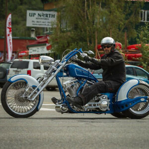 HD, Custom Built Trike