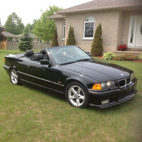 1996 BMW 3-Series 328I Convertible