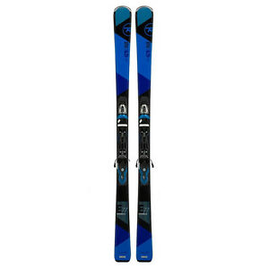 New Rossignol downhill skis & bindings $299.99 mens 160 168 176