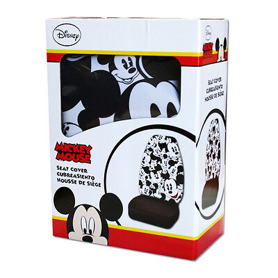 NEW MICKEY MOUSE CAR SEAT COVE...
