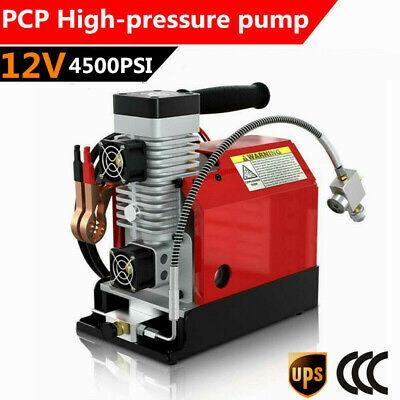 30mpa 4500psi High Pressure Air Compressor Pcp Airgun Scuba Air Pump Anbull