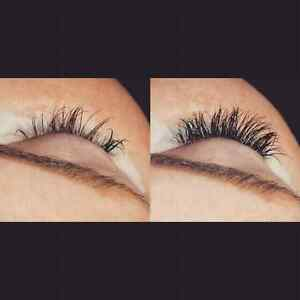 $75 Classic Mink Eyelash Extension Full Set *Unlimited count* Kitchener / Waterloo Kitchener Area image 2