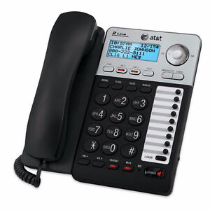 AT&T 2-Line Corded Office Phone System  - BNIB