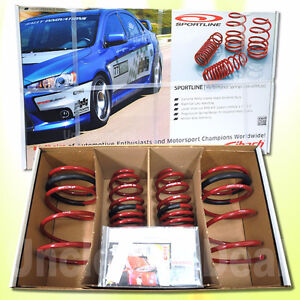 EIBACH SPORTLINE LOWERING SPRINGS SET 15+ FORD MUSTANG GT COUPE