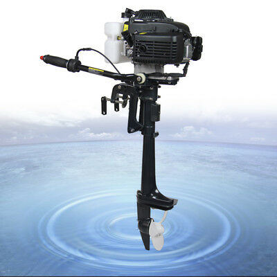 New 4HP 4 Stroke Short shaft Outboard Motor Boat Engine CDI System UK