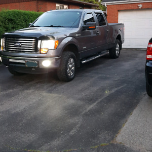 2012 Ford F150 Ecoboost Supercrew XTR