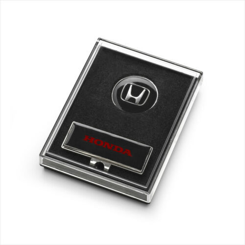 "Honda ""H"" Mark Golf marker Soichiro Honda With plastic case Official Limited"