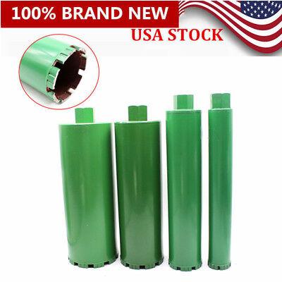23 4 5 Combo - Wet Diamond Core Drill Bit For Concrete -premium Green