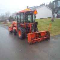 SNOW REMOVAL, Excavation, BACK HOE SERVICE